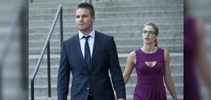 Arrow-Season-3-Episode-1-The-Calm-Photos-Oliver-Felicity-Laurel-Are-Back