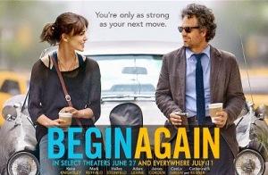 Begin Again (Movie Poster 2)