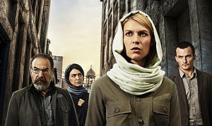 Homeland - Season 4 - Key Art