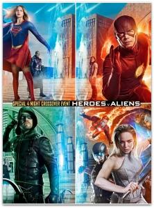 super-arrow-flash-cross-poster