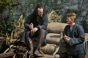 Outcast Movie Nicolas Cage and Hayden Christensen