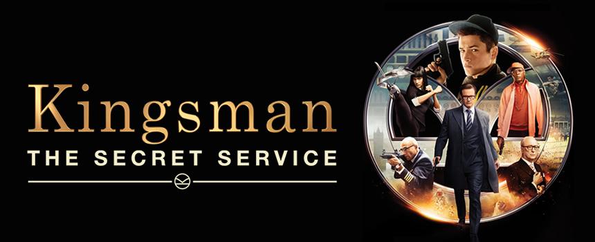 Kingsman The Secret Service Q A With: Kingsman : The Secret Service (2015) Review!!