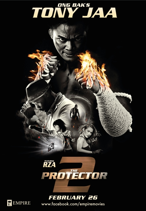 the protector 2 poster with date