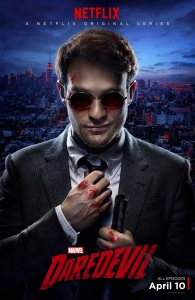 Marvel's Daredevil Teaser One Sheet Television Poster #2