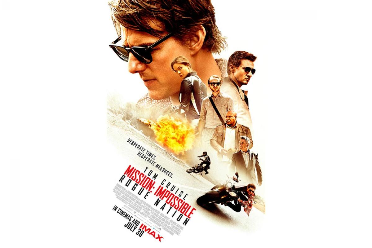 mission impossible rogue nation a synopsis Mission: impossible - rogue nation - buy movie tickets, find showtimes, read reviews, see trailers and more on movieticketscom.