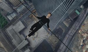 'No safety net': Joseph Gordon-Levitt in The Walk