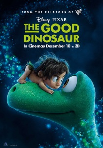 GOOD DINOSAUR - Eye to Eye Key Art