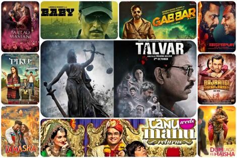 Best Bollywood 2015