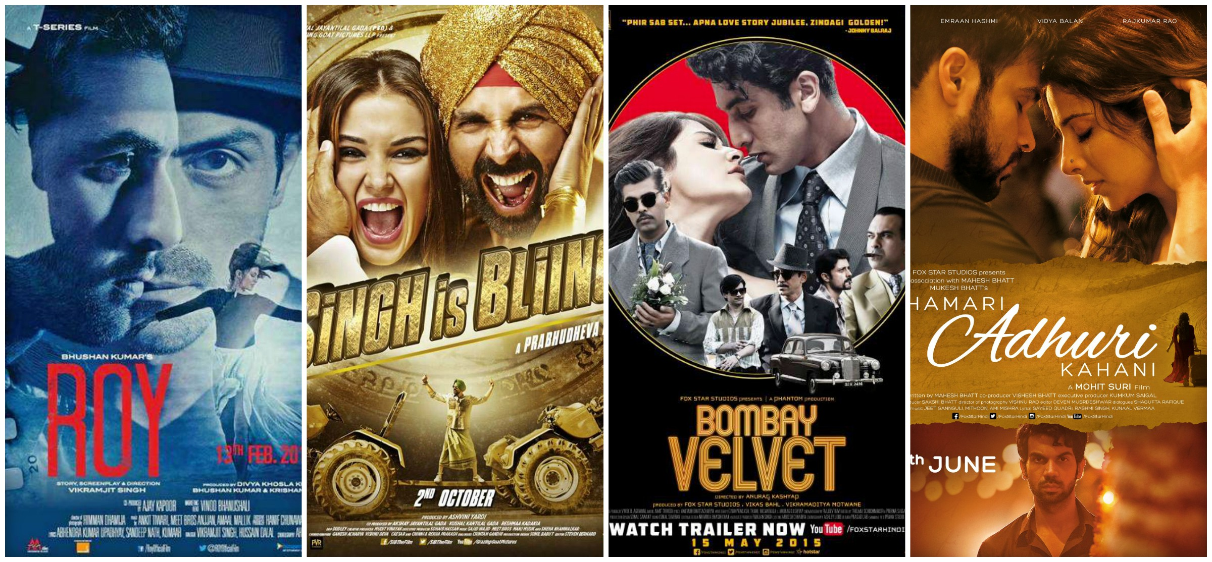 Worst Bollywood Movies of 2015
