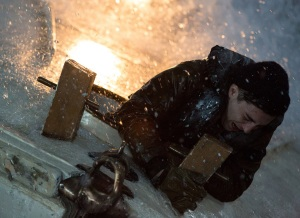John Magaro is Ervin Maske in Disney's THE FINEST HOURS, the heroic action-thriller based on the extraordinary true story of the most daring rescue in the history of the Coast Guard.