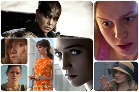 Top 5 Actress Holly 2015