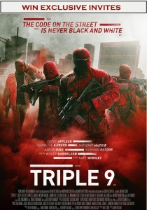 TRIPLE 9 - Competition