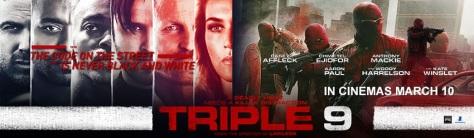 TRIPLE 9 - Facebook Cover