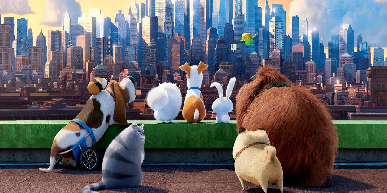The Secret Life of Pets (2016) - IMDb