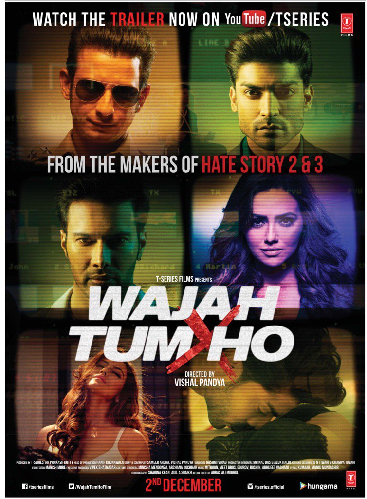 Wajah Tum Ho (2016) Deis pre DvD Rip – XviD – [1CD] – Exclusive – 700 MB