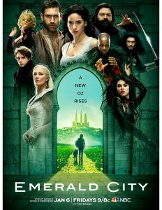 Emerald City' Trailer: Oz Is Dark and Full of Terrors in