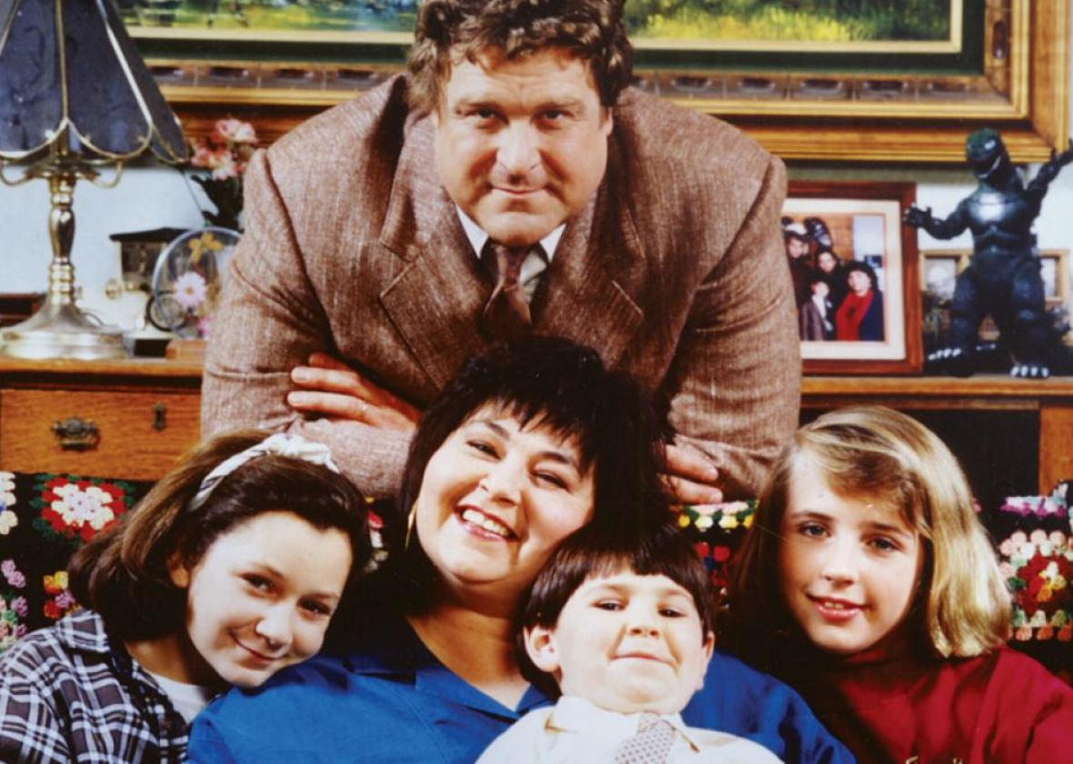 A Growing Family from Roseanne Returns: See Photos From