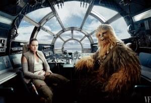 Star Wars: The Last Jedi' Images Reveal Benicio Del Toro and Laura
