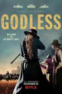 GODLESS and DARK: two new Netflix series that are mildly compelling…
