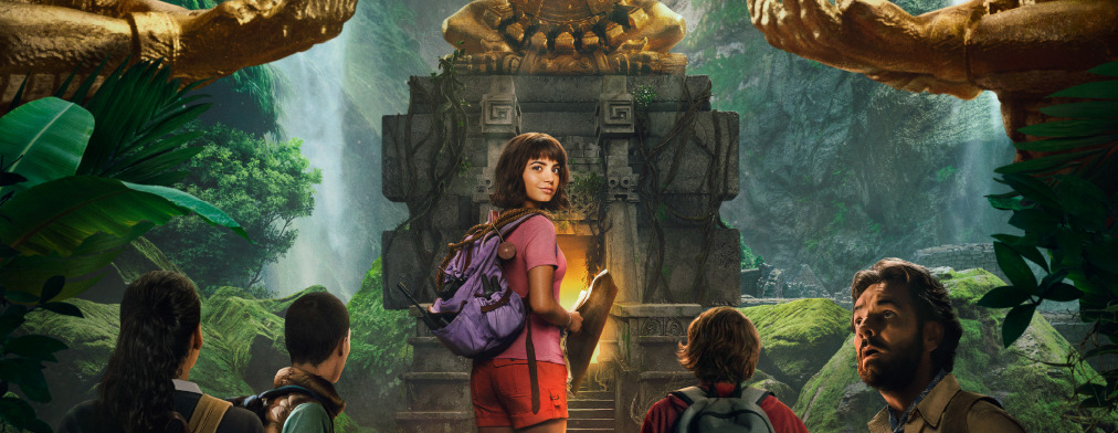 'Dora and the Lost City of Gold' Trailer Takes You on a