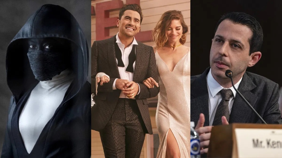 'Succession,' 'Schitt's Creek,' Dominate Emmy 2020!! Check ...